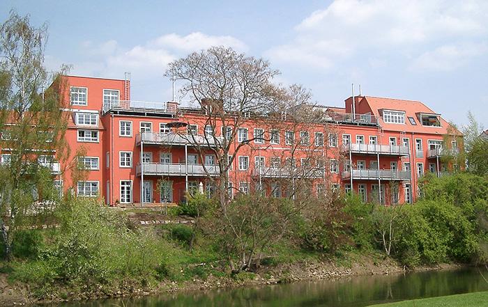 Schnieglinger-Loft -  Fassade / Wärmedämmung 2800m²