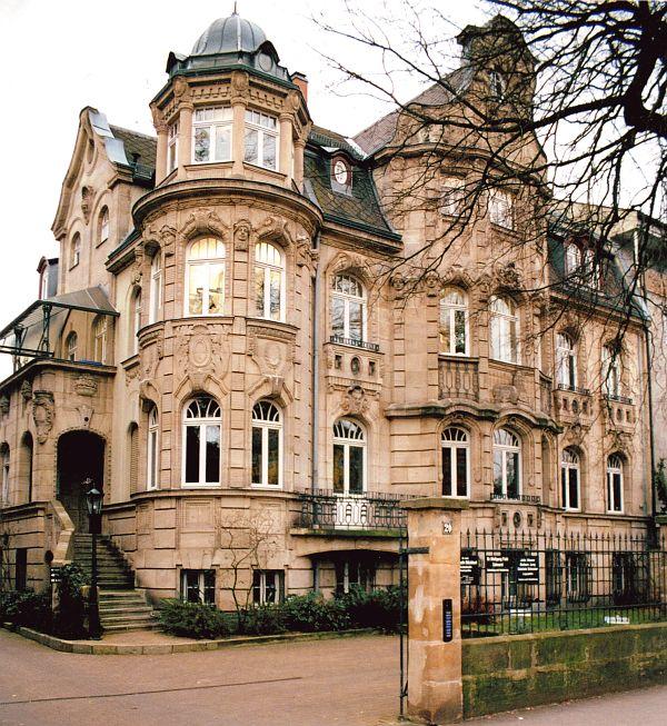 Natursteinrenovierung, Parkstrasse, Fürth